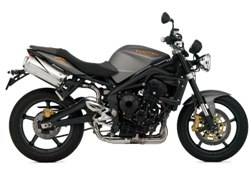 Мотоцикл TRIUMPH SPEED TRIPLE