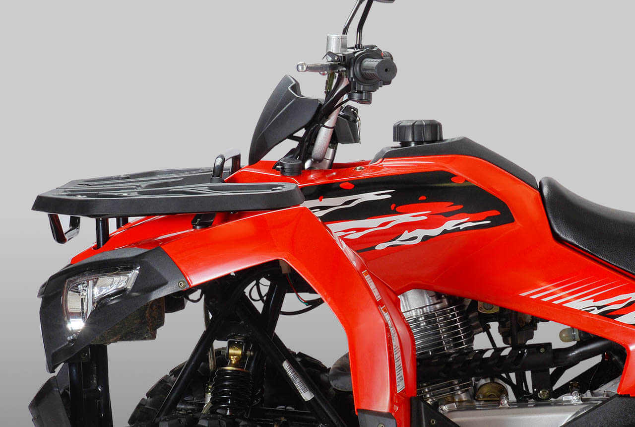 Квадроцикл WELS ATV Bison 225