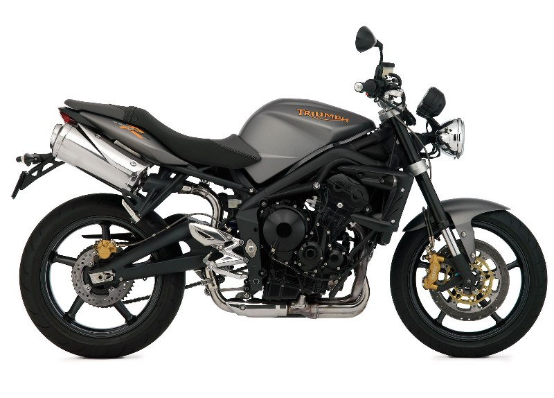 Мотоцикл TRIUMPH SPEED TRIPLE - купите в Крыму